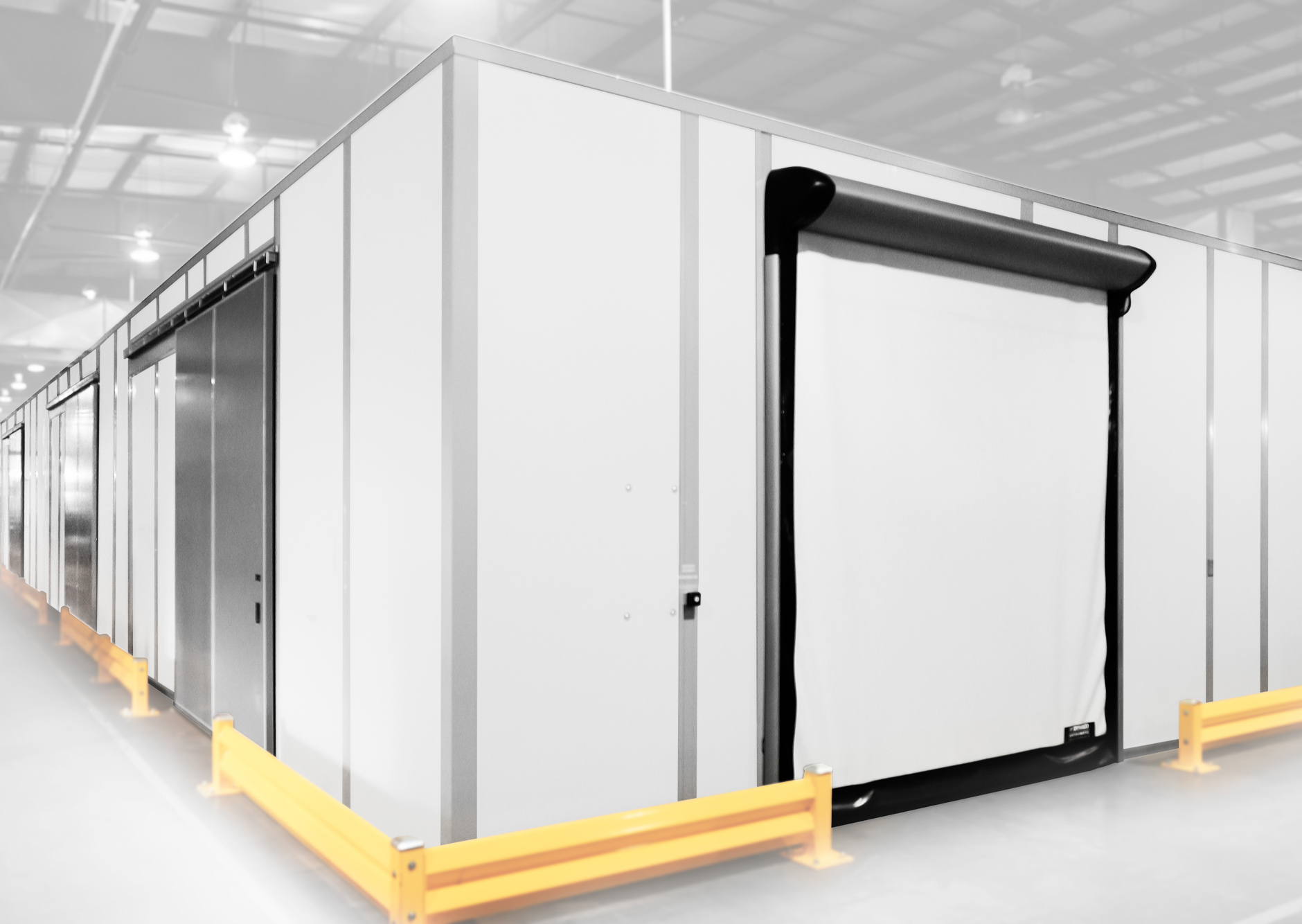 Curing Drying Room Design